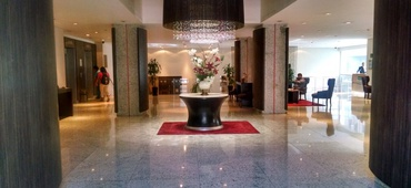 CHECK IN & OUT Hotel Ramada Reforma